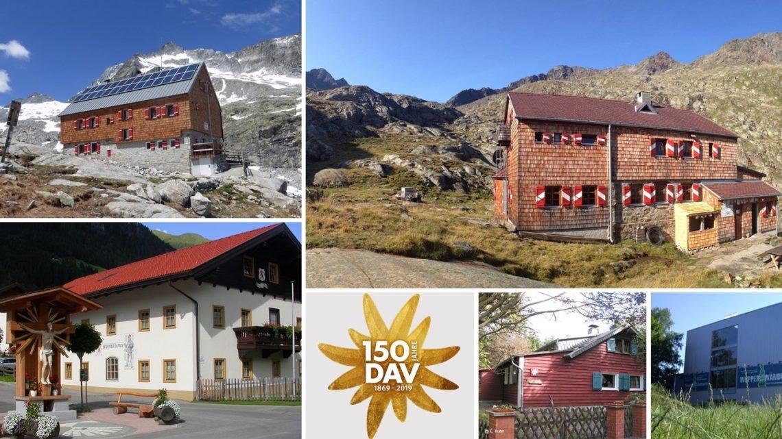 Hütten & Kletteranlagen 150 Jahre Wuppertal Barmen