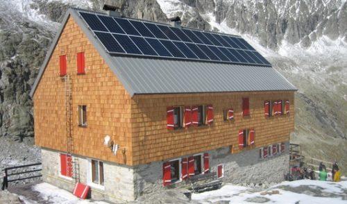 Artikelbild zu Artikel Hütten & Kletteranlagen