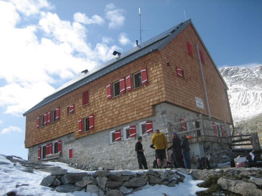 Barmer Hütte