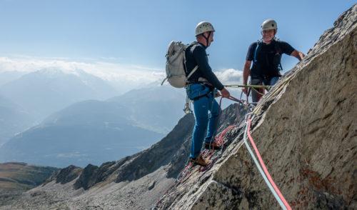 Artikelbild zu Artikel Neue Lokation und neuer Termin der Bergsportgruppe