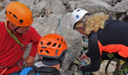 Artikelbild zu Artikel Neustart Ausbildungs- und Tourenprogramm Bergsport