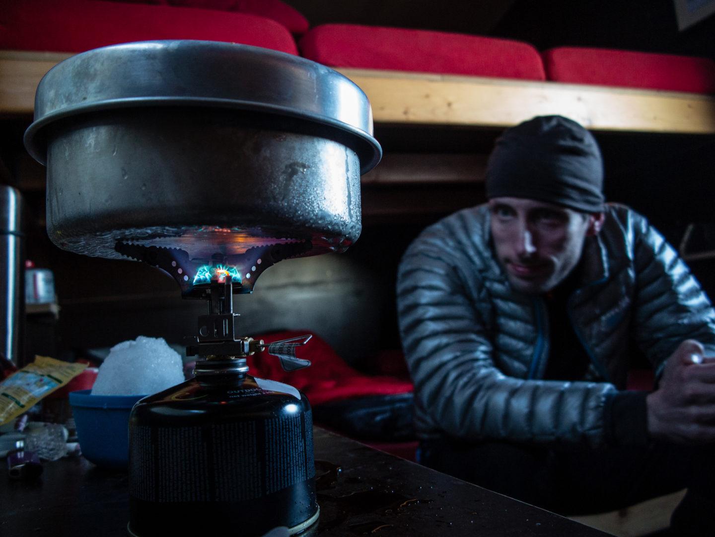 Bergsport Biwak Jubigrat Stefan Strunk
