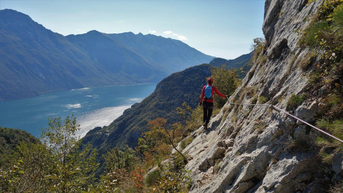 Bergsport Klettersteige Gardasee Arco
