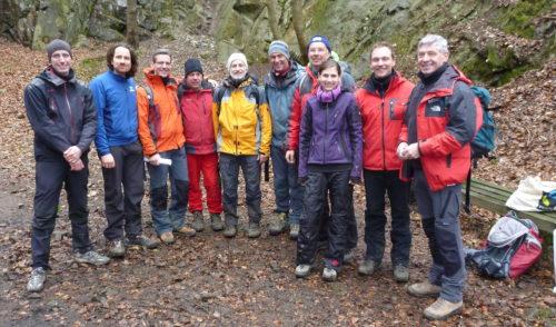 Artikelbild zu Artikel Treffen Bergsportgruppe: Heute (03.12.) in der BAY'S Sportbar
