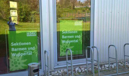 Artikelbild zu Artikel Die Geschäftsstellen der Sektionen Barmen und Wuppertal sind wieder geöffnet
