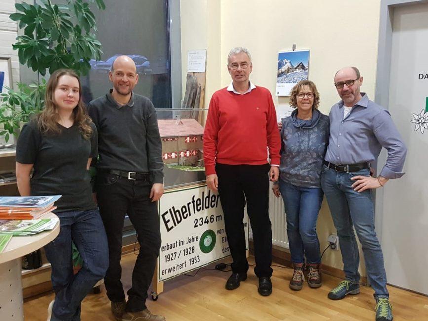 Vorstand Sektion Wuppertal