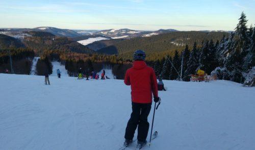Artikelbild zu Artikel Familienwochenende – Skifahren in Winterberg