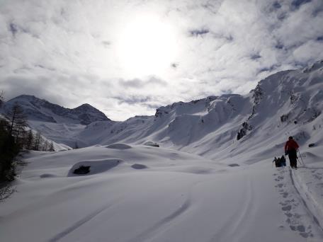 Skitourenkurs im Allgäu