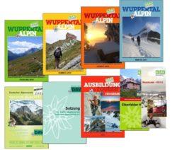 Symbolfoto Publikationen Wuppertal Alpin WA