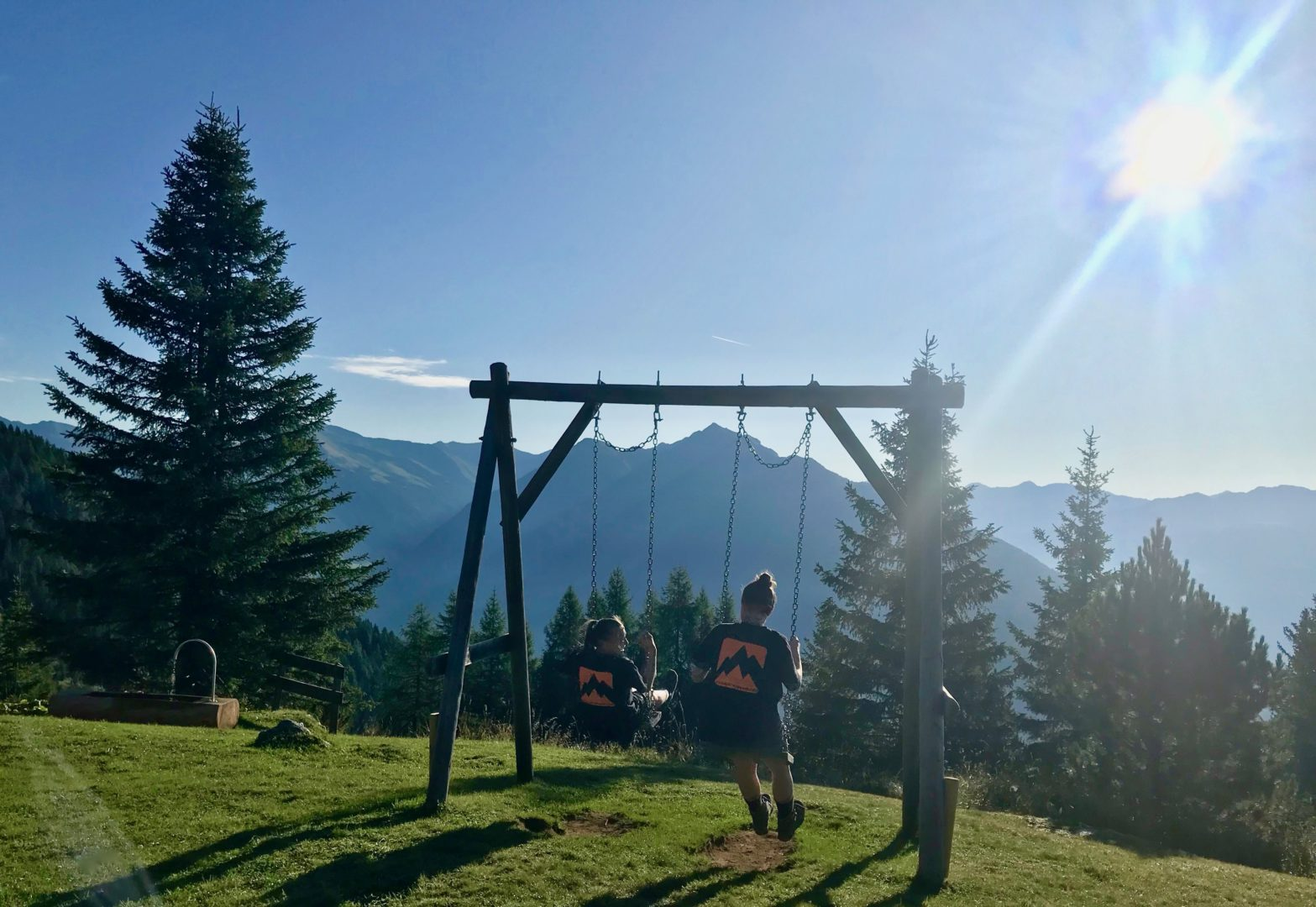 Alpen AG - St Anna Schule Elberfelder Hütte