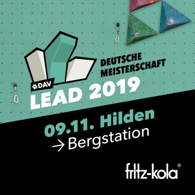 Deutsche Meisterschaft Lead Klettern-DM-LEAD