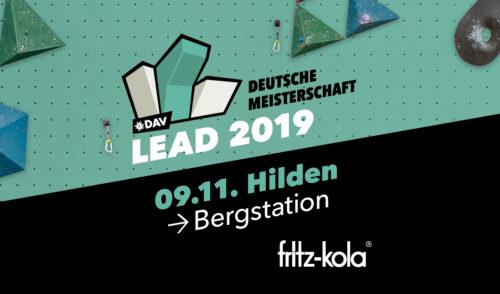 Artikelbild zu Artikel Deutsche Meisterschaft Lead 2019