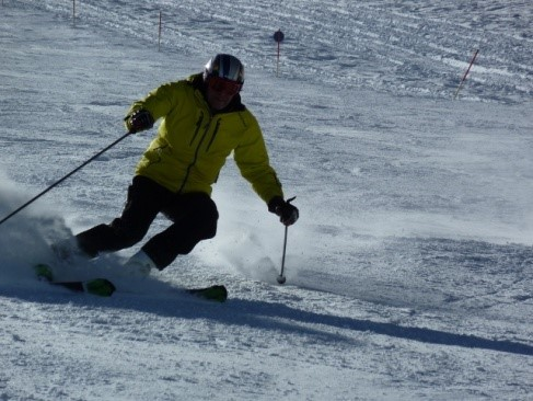 Wintersport Ski St Jakob