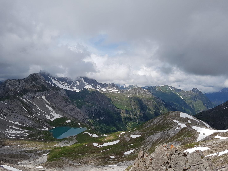 Lechtaler Höhenweg Juli 2019 -Fantastische Ausblicke