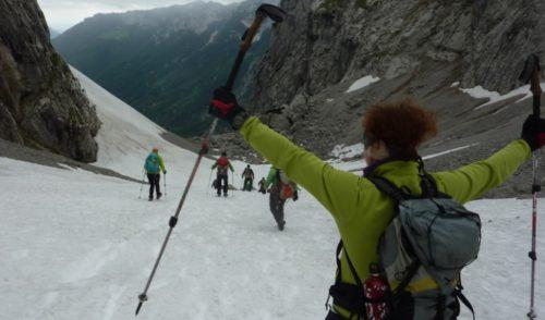 Artikelbild zu Artikel Grundkurs Bergwandern