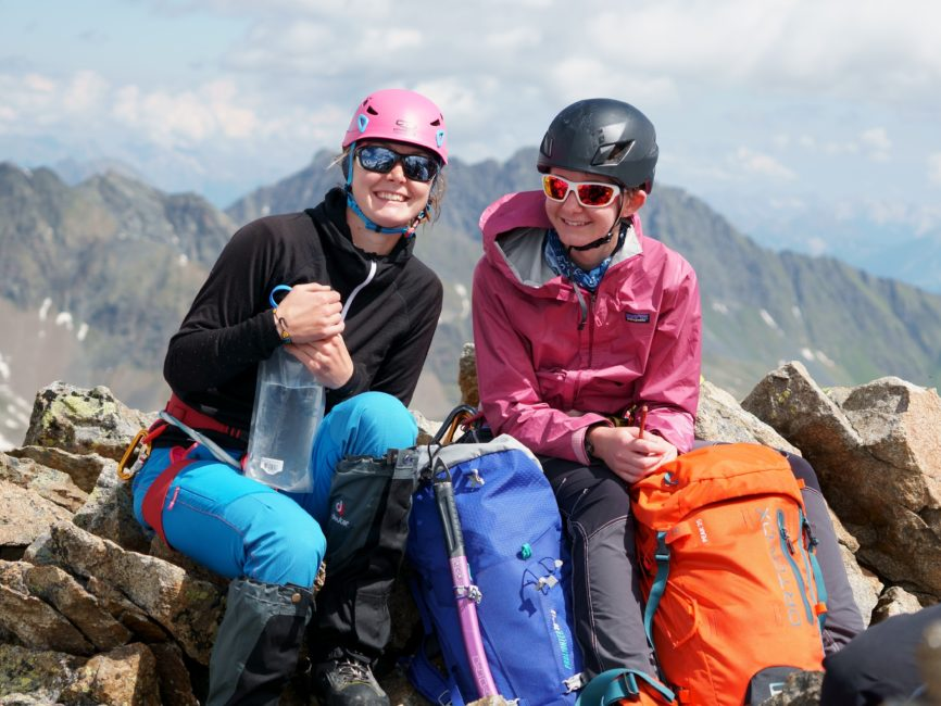 Wandern Sauerland mit Wiebke und Lena Zarembowicz