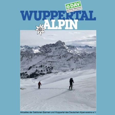 Suche Mitarbeiter/in Redaktionsteam Wuppertal Alpin