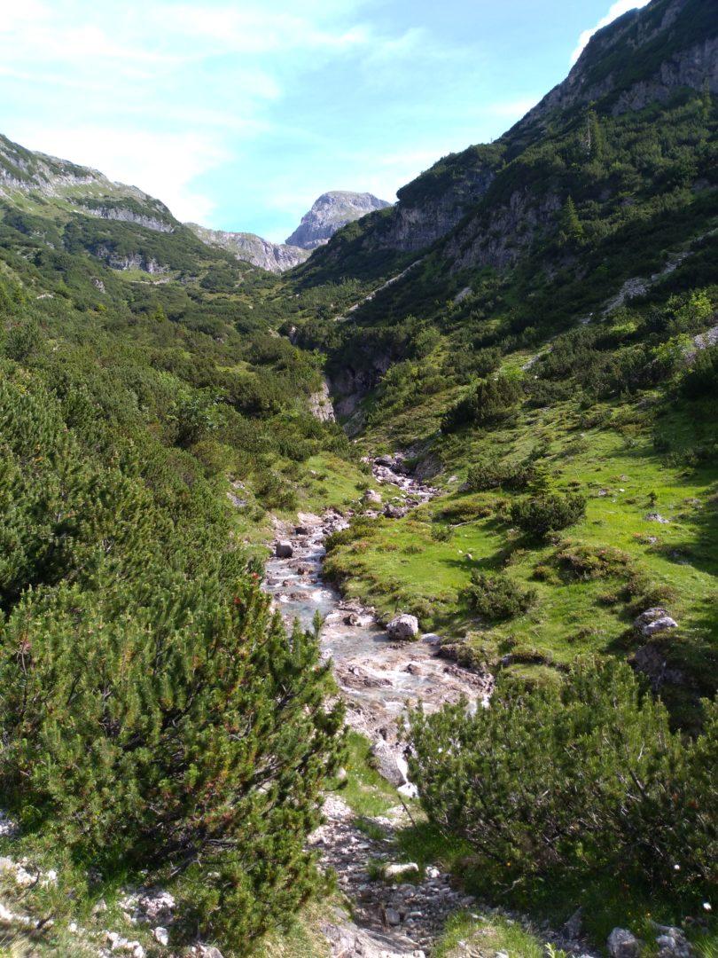 Hüttenwanderung Lechtal