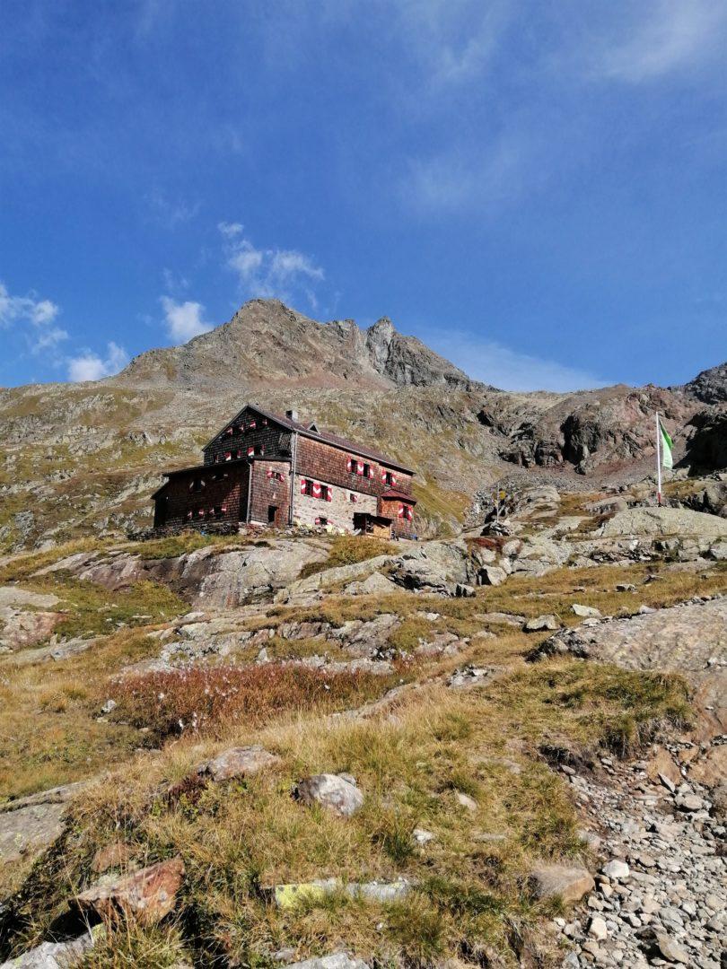 Hüttenwanderung Schobergruppe - Elberfelder Hütte