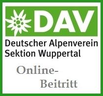 Mitglied werden - Online Beitritt Sektion Wuppertal