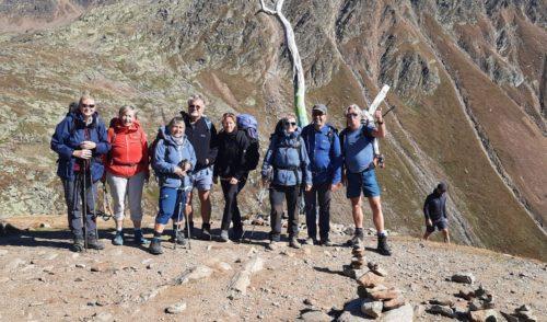 Artikelbild zu Artikel Alpenüberquerung auf dem E5