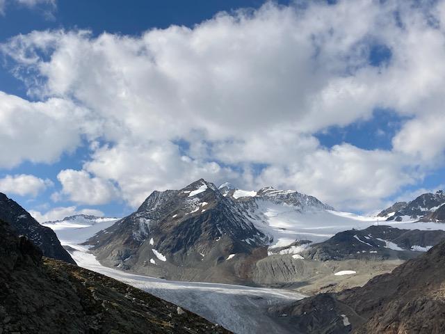 Alpenüberquerung auf dem E5 5