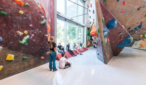 Artikelbild zu Artikel Kletterferienprogramm für Kinder